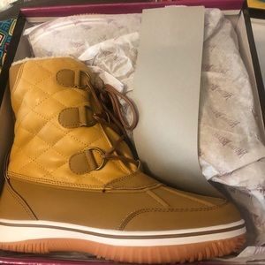 New in box boot